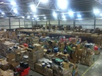Our warehouse with LOTS of inventory